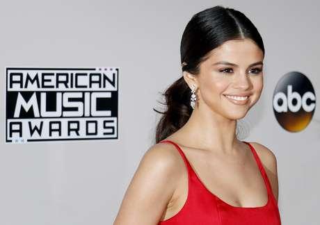Selena Gomez é umas das atrações da noite