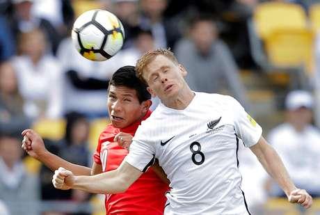 Sem Guerrero, Peru fica no empate com a Nova Zelândia