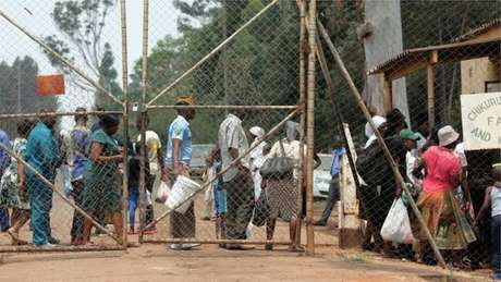 Prisão no Zimbabue; três brasileiros e 19 pessoas de outras nacionalidades foram detidas no país