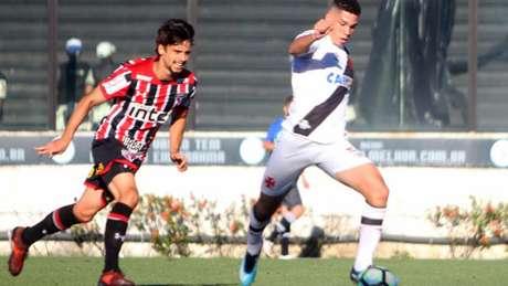 Equipes empataram em 1 a 1 em São Januário, neste domingo, pelo Brasileiro (Paulo Fernandes/Vasco.com.br)