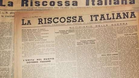 Jornal La Riscossa Italiana