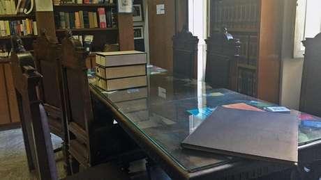 Biblioteca de Ada e Piero Gobetti
