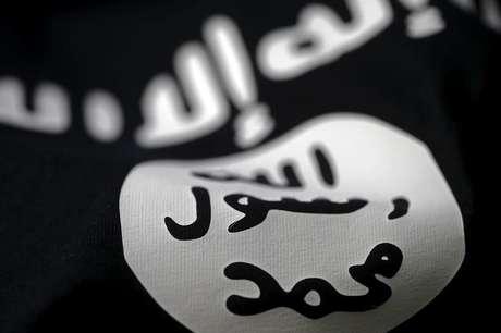 Imagem ilustrativa da bandeira do Estado Islâmico