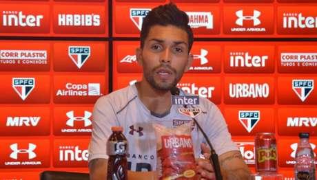 Petros é um dos símbolos da retomada de força da equipe nesse fim de temporada (Foto: Felipe Espíndola)