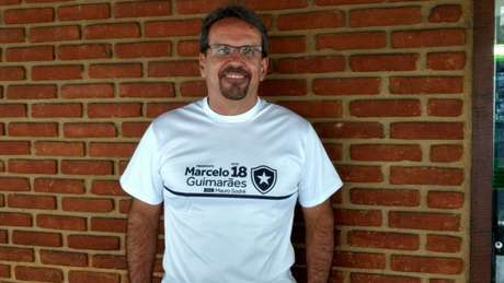 Marcelo Guimarães acredita que a gestão do clube deva ser radicalmente modernizada (Foto: Felippe Rocha)