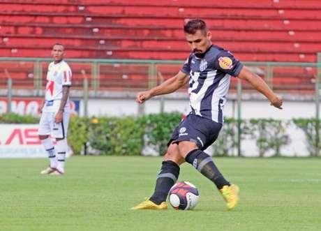 Bruno Santos foi o destaque do Tupi na Série C (Foto: Divulgação/Tupi)