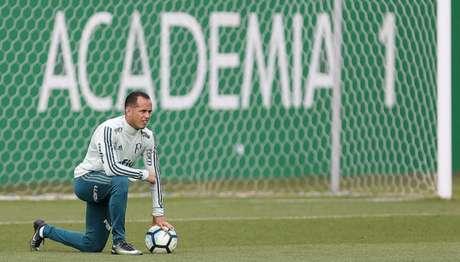 Guerra pode ser a novidade do Palmeiras contra o Sport - FOTO: Cesar Greco