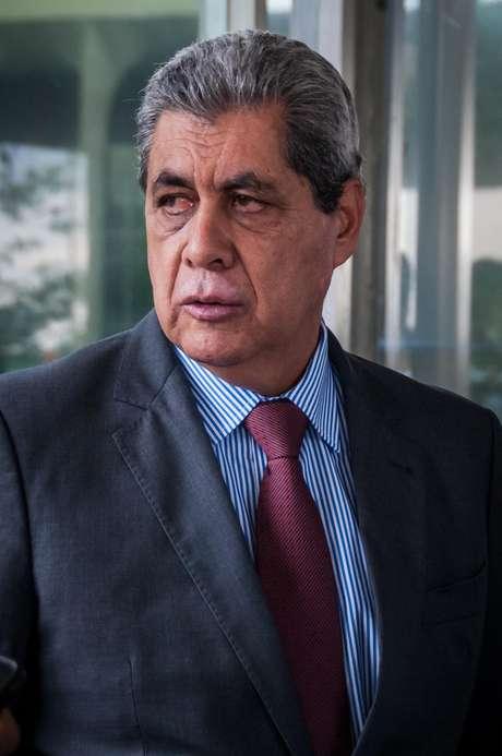 O ex-governador do Mato Grosso do Sul André Pucinelli,