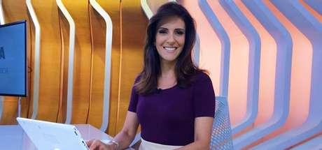 Monalisa Perrone, âncora do 'Hora Um': audiência positiva enquanto o brasileiro acorda