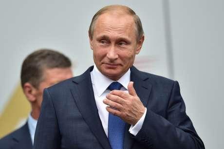 Rússia pode ser impedida de disputar próxima edição dos Jogos de Inverno (Foto: ANDREJ ISAKOVIC/AFP)