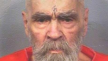 O serial killer Charles Manson.