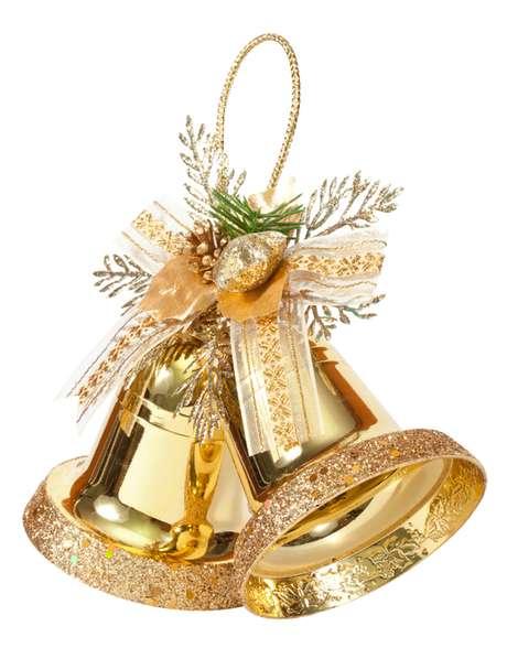 O badalar do sino representa a anunciação do nascimento de Jesus Cristo.