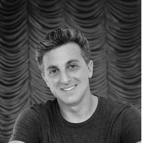 O apresentador Luciano Huck se tornou membro do Agora! recentemente | Foto: Movimento Agora!