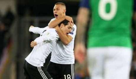 Brasil segue na cola da Alemanha no Ranking da Fifa