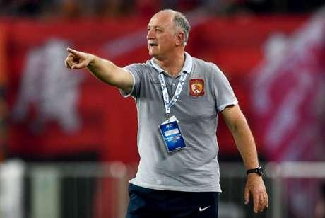 Felipão não renovou contrato com o Guangzhou Evergrande (Foto: AFP)