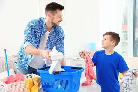 Você consegue resolver o problema da faxina da sua casa em pouco tempo, se organizar cada cômodo de uma vez