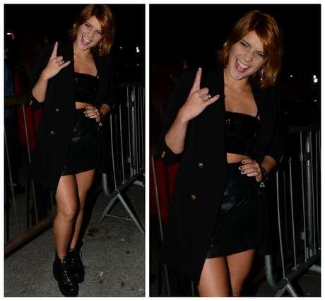 Isabella Santoni (Foto: Thiago Duran/AgNews)