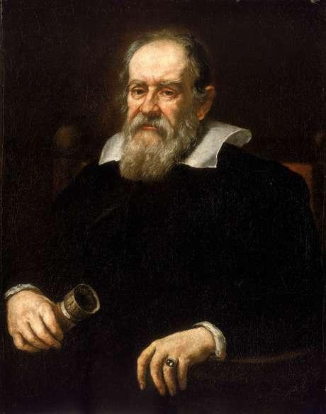 Galileu Galilei (1564-1642) foi um dos primeiros a escrever livros de ciência para o público leigo | imagem: National Maritime Museum - reprodução