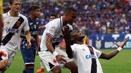 Paulão garantiu triunfo neste domingo (Carlos Gregório Jr/Vasco)