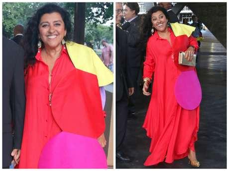 Regina Casé (Fotos: Daniel Delmiro/AgNews)