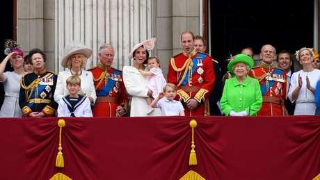 Até hoje, a linhagem real britânica passou longe da miscigenação