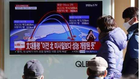 Foguete lançado nesta quarta pela Coreia do Norte é o mais poderoso até agora