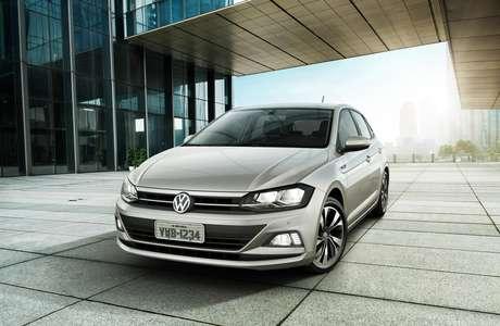 O Novo Polo é um modelo global que chega ao mercado nacional com design dianteiro exclusivo