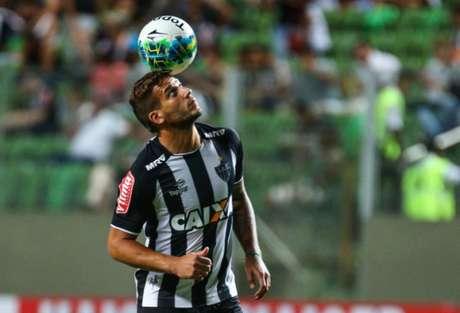 Aos 34 anos, Rafael Moura está no final do contrato com o Atlético-MG (Foto: Bruno Cantini/Atlético-MG)