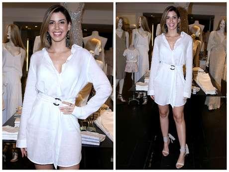 Camila Coutinho (Fotos: Thiago Duran/AgNews)