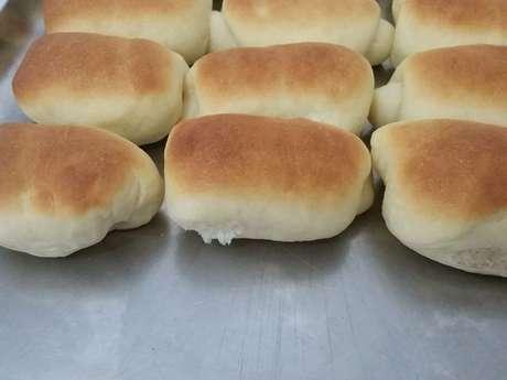 Pão caseiro do Alvaro