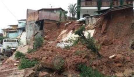 Balanço da Defesa Civil mostra estragos causados pelas chuvas em BH
