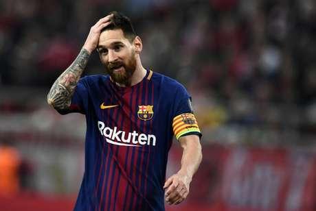 Messi vai ganhar mais 14 milhões de euros do que Ronaldo