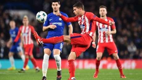 Chelsea-Atlético Madrid: 'Oitavos' na mira das duas equipas