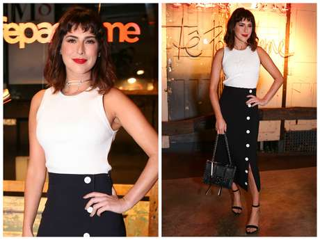 Fernanda Paes Leme (Fotos: Deividi Correa/AgNews)