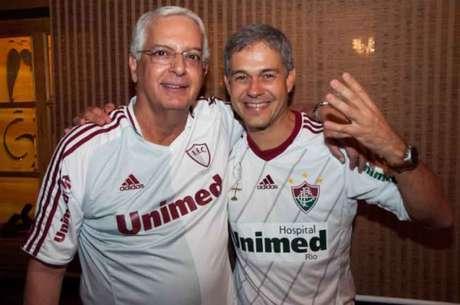 Celso Barros - Fluminense (foto:Divulgação)