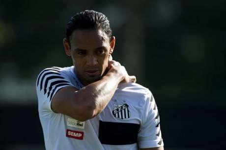 Ricardo Oliveira, do Santos