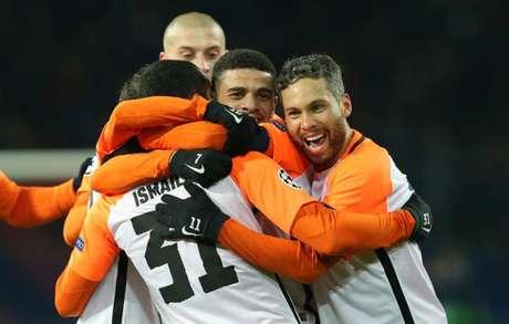 Brasileiros brilharam pelo Shakhtar Donetsk