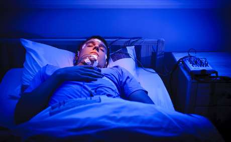 A eletroencefalografia consegue dizer se o paciente tem um padrão de sono normal | Foto: Science Photo Library