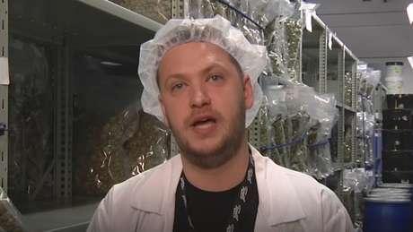 """""""Meu nome é Rade Kovacevic e você pode me chamar de 'sommelier de cannabis' da Canopy"""""""
