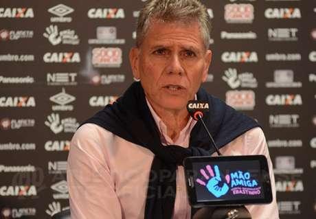 Autuori deixou o cargo de gerente do Atlético-PR com o fim do Brasileirão (Foto: Marco Oliveira/Atlético-PR)