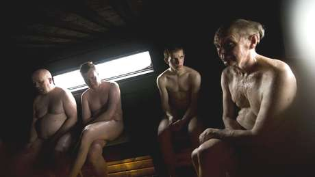 Calcula-se que haja 3,3 milhões de saunas no país