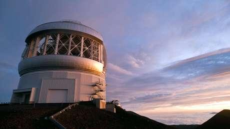 Observatório Gemini North, no Havaí, está entre os centros de observação que contribuíram para a descoberta