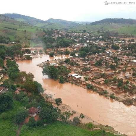 Chuva ainda cai volumosa sobre minas gerais at o domingo - Divi builder 2 0 7 ...