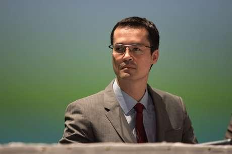 O procurador Deltan Dallagnol é o coordenador da força-tarefa da Lava Jato no Ministério Público Federal