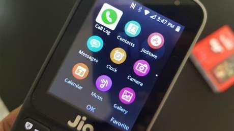 JioPhone Reliance