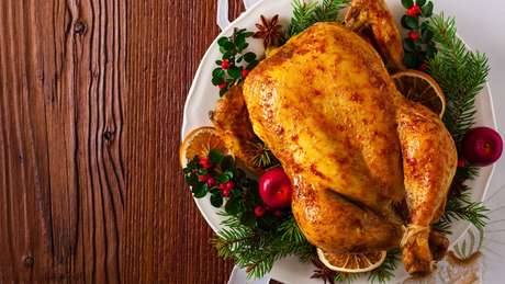 Chester e peru são tradicionais aves de ceia de Natal passíveis de fraude