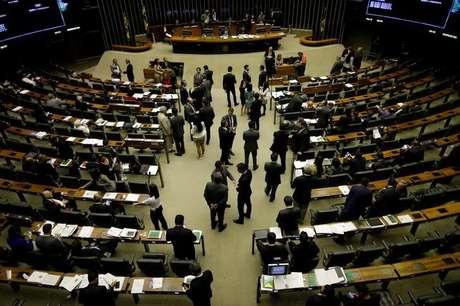 Vista geral do plenário da Câmara dos Deputados  20/9/2017    REUTERS/Ueslei Marcelino