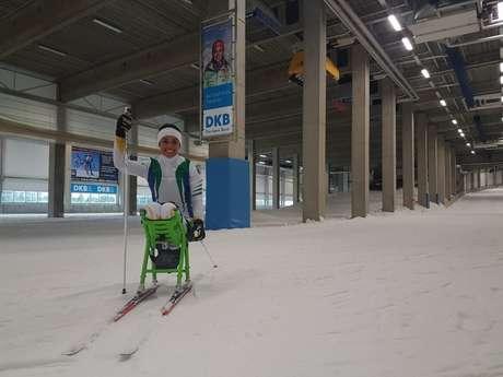 A primeira participação brasileira nos Jogos de Inverno ocorreu em Sochi-2014