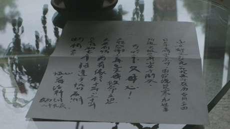 Pais adotivos receberam um bilhete dos pais biológicos, que pediam um encontro em uma ponte na cidade chinesa de Hangzhou