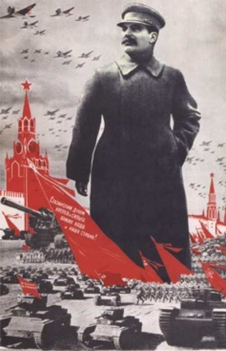 Stalin como generalíssimo